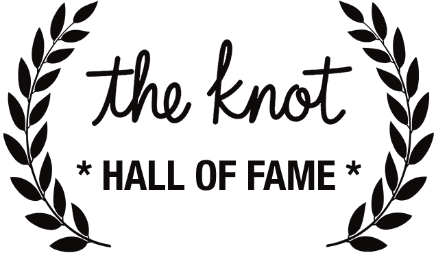 The Knot Hall of Fame - Top Live Stream Wedding Videographer