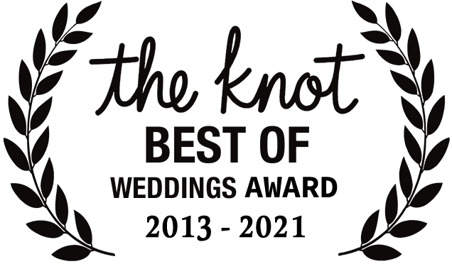 The Knot Award - Best Wedding Videographer